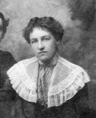 Elisabeth Medal recipient Mary Seward Blackman, 1875-1969. PHOTO: SUPPLIED