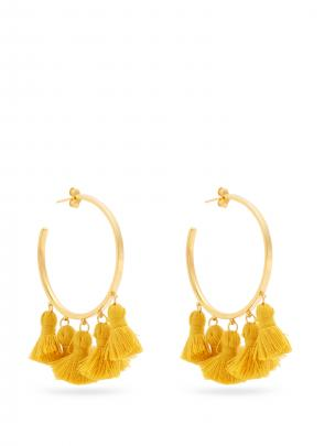 Marte Frisnes earrings $275 MATCHESFASHION.COM