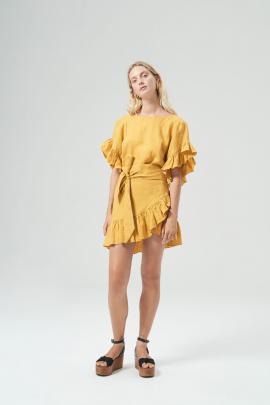 Hansen & Gretel Ellen linen dress $269