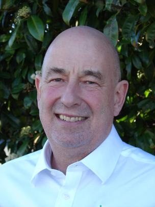Horticulture New Zealand chief executive Mike Chapman
