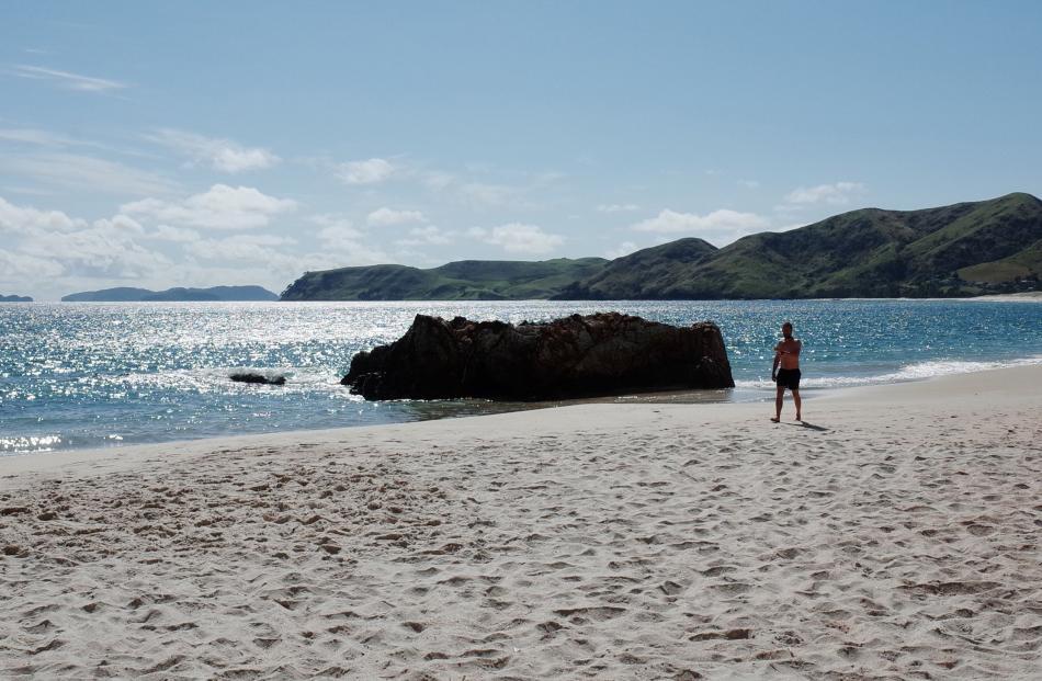 Otma Beach.