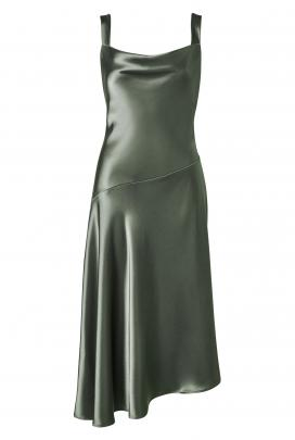 Wear with sneakers: Witchery First Edition Rosita cowl neck dress $279.90
