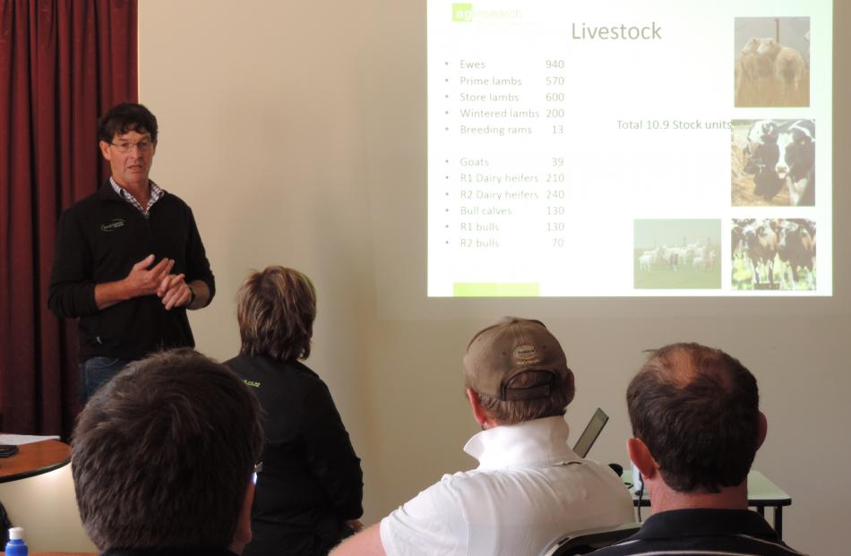 Cave farmer and Beef + Lamb New Zealand director Bill Wright reports on how the science has worked on his land.