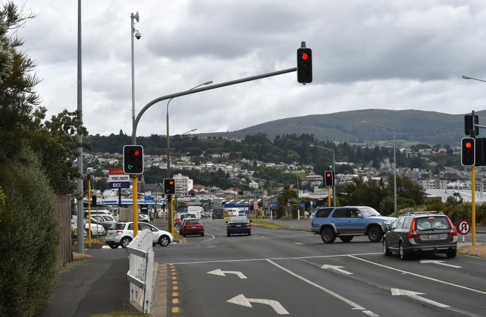 City intersection cameras set up | Otago Daily Times Online News