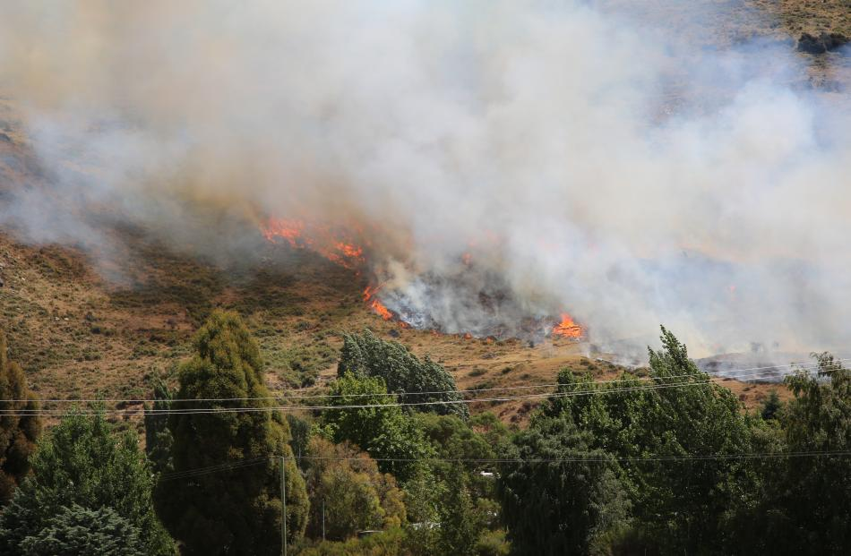 Image result for wanaka fire
