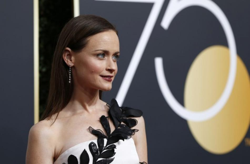 'The Handmaid's Tale' actress Alexis Bledel.