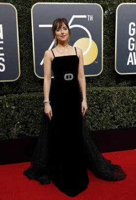 'Fifty Shades Darker' actress Dakota Johnson.