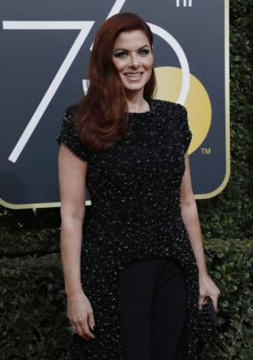 'Will and Grace' star Debra Messing.