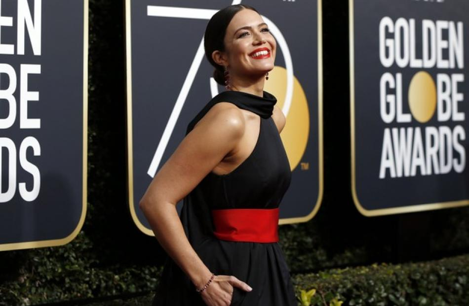 'This is Us' actress Mandy Moore.