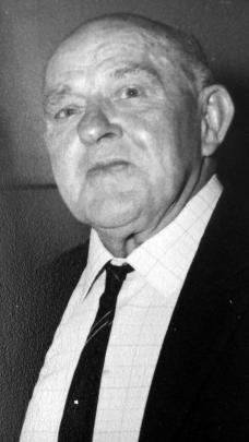 Fob recipient Samuel McMillan.