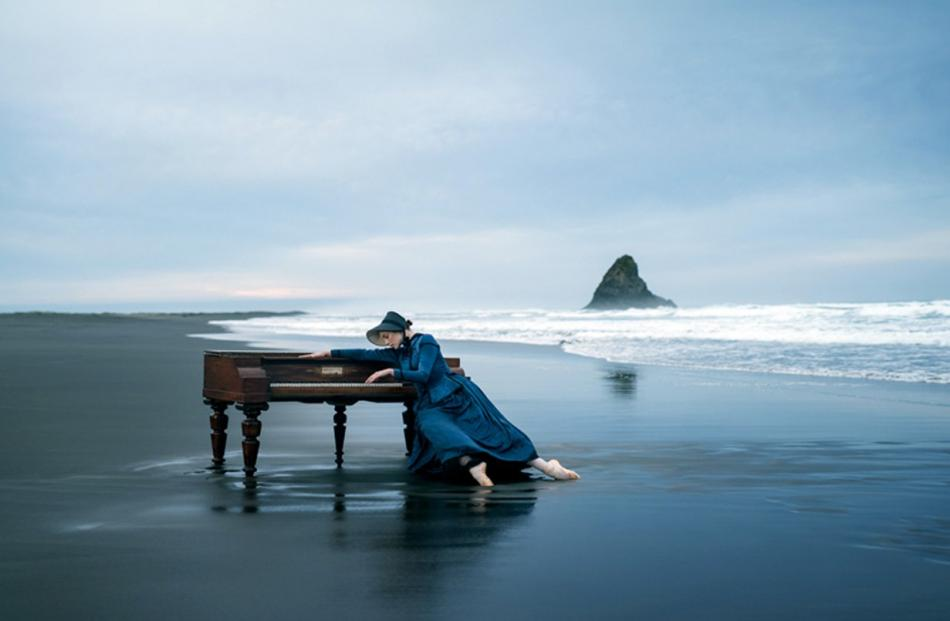 Royal New Zealand Ballet's first show of the year is inspired by the Academy Award-winning New Zealand movie The Piano. Photo: Supplied