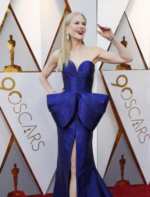 Nicole Kidman. Photo: Reuters
