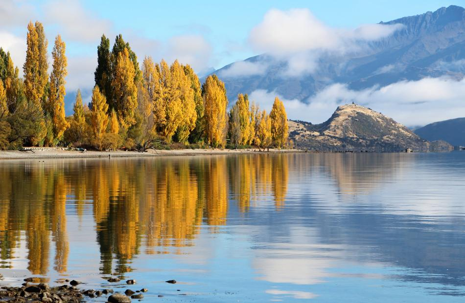 Roys Bay, Lake Wanaka. PHOTO: Sue Brinsdon