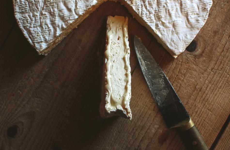 Whitestone cheese Lindis Pass Camembert