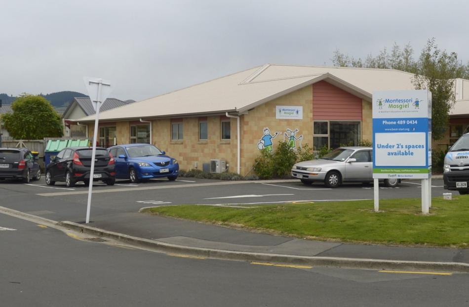 Reid Park School in 2018. Photo: Gerard O'Brien