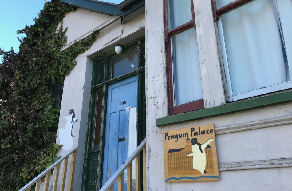 ``Penguin Palace''.
