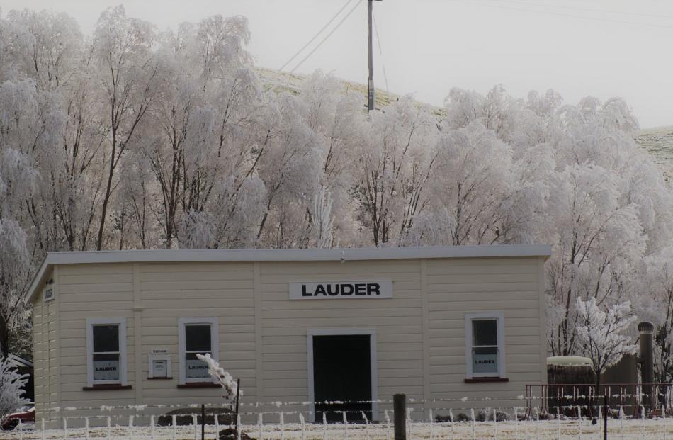 Lauder. Photo: Jen Rolfe