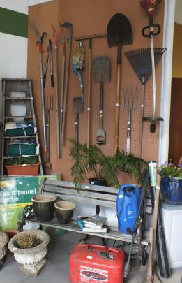 Auctions can be a good source of gardening items. These were some sold recently at Haywards.