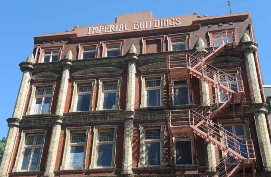 Imperial Buildings, Queens Gardens.