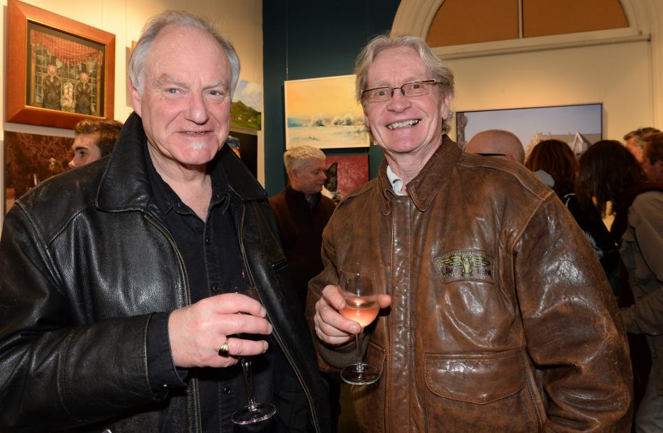 Dean Allen and Bryan Keane, both of Dunedin.