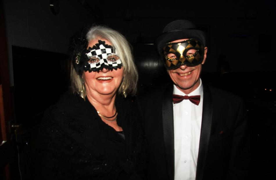 Paula and Eric Gray, of Oamaru.