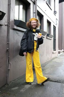 Congratulations to Henessey- winner of The Dunedin Look 2018.