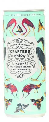 2017 Crafters Union Marlborough Sauvignon Blanc. Photo: Supplied