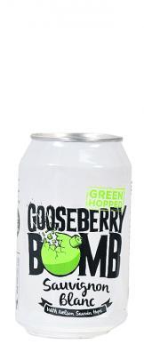 2016 Allan Scott Green Hopped Gooseberry Bomb Sauvignon Blanc. Photo: Supplied