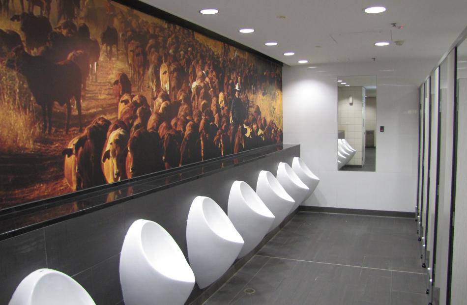 Best accessible toilet.