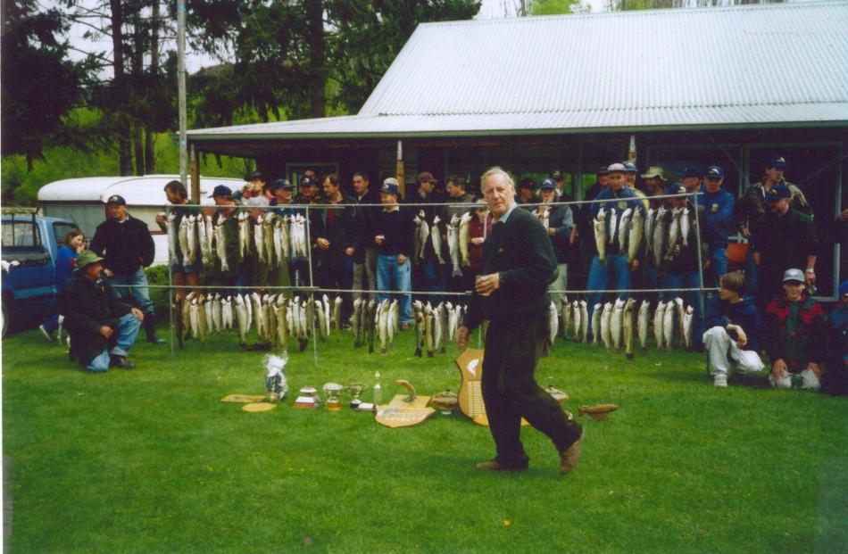 The tournament was still going strong after over 30 years in the year 2000. Founder Graham Godby...