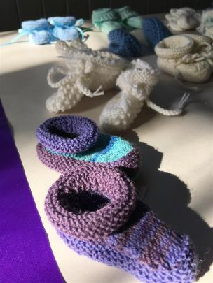 Knitting and cooking were just two of the competitions held earlier this month.