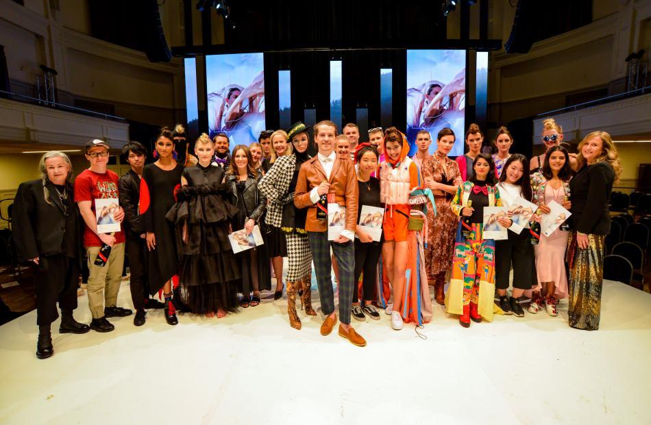 2018 Emerging Designer award winners