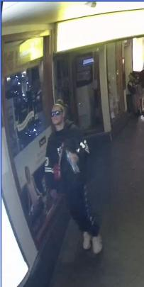 Police were appealing for any information about the incident and the identity of the man. Photo: NZ PolicePolice were appealing for any information about the incident and the identity of the man. Photo: Supplied