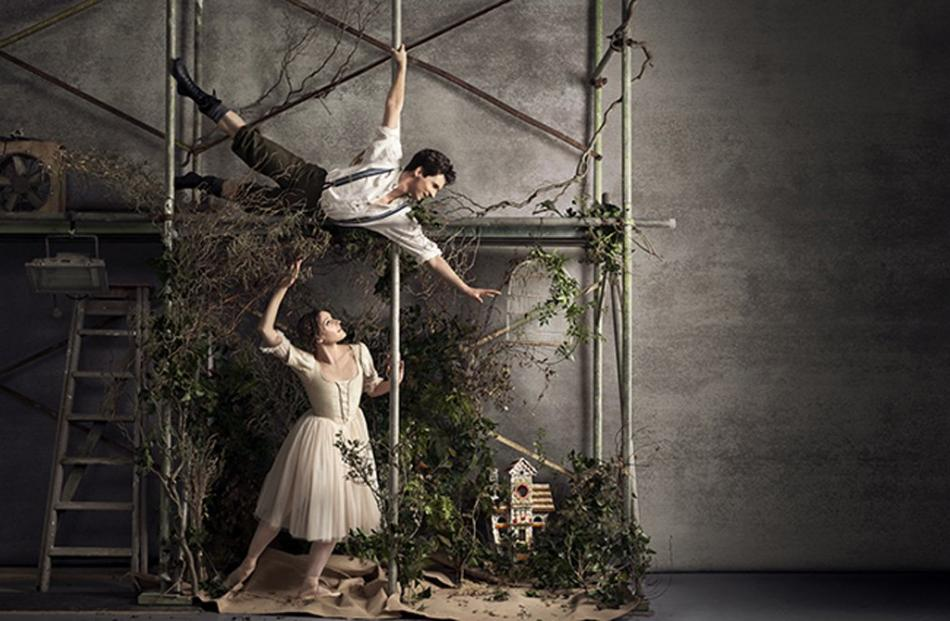 The Royal New Zealand ballet is bringing Hansel and Gretel to Dunedin. Photo: Ross Brown