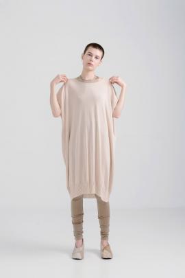 Lela Jacobs' U dress (available at Company Store).