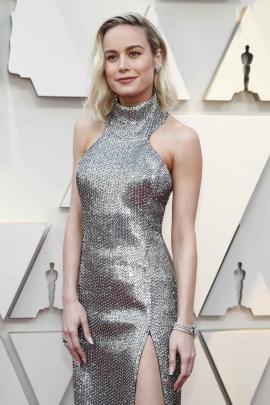 Actress Brie Larson. Photo: Reuters