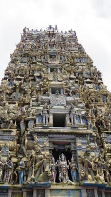 Sri Kaileswarum Hindu Temple. Photo: Deborah Heron