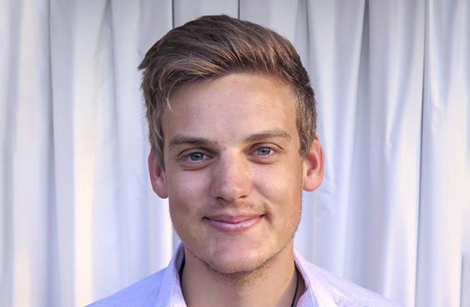 Mitchell Chandler