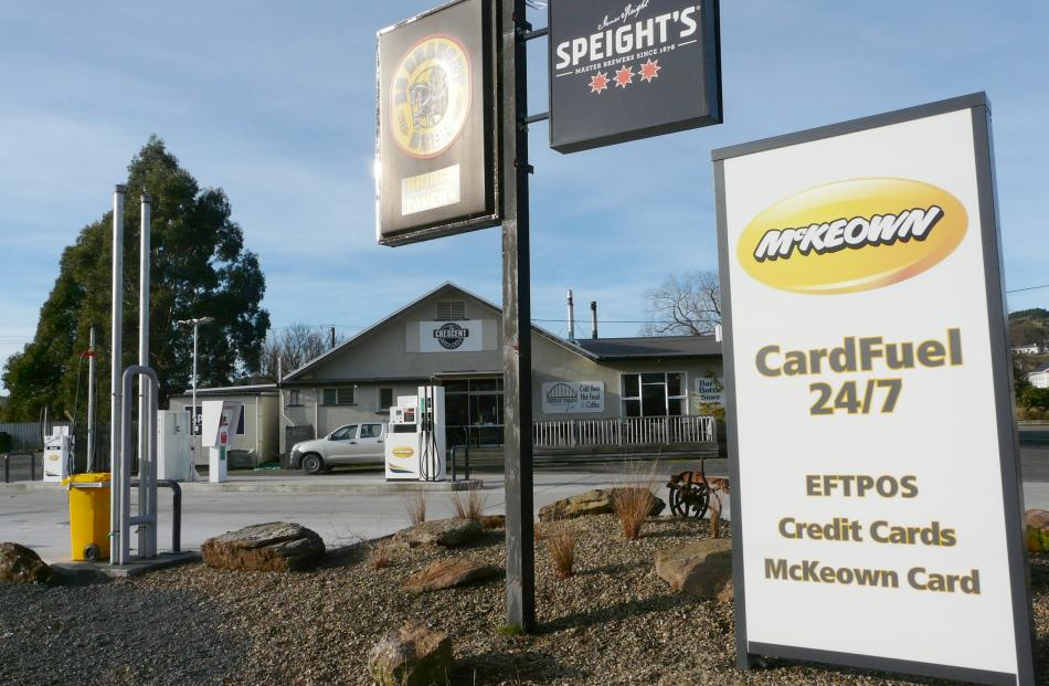 The town has seen a resurgence in amenities recently, including a new fuel stop adjoining a...