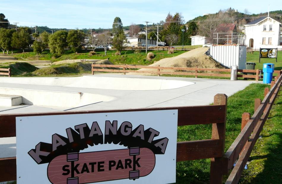 One of several successful community-led projects during recent years, Kaitangata's youth can now...