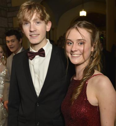 Jared Mollison (18) and Amanda Fiveash (17).