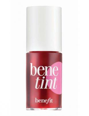 Benetint cheek and lip stain by Benefit.