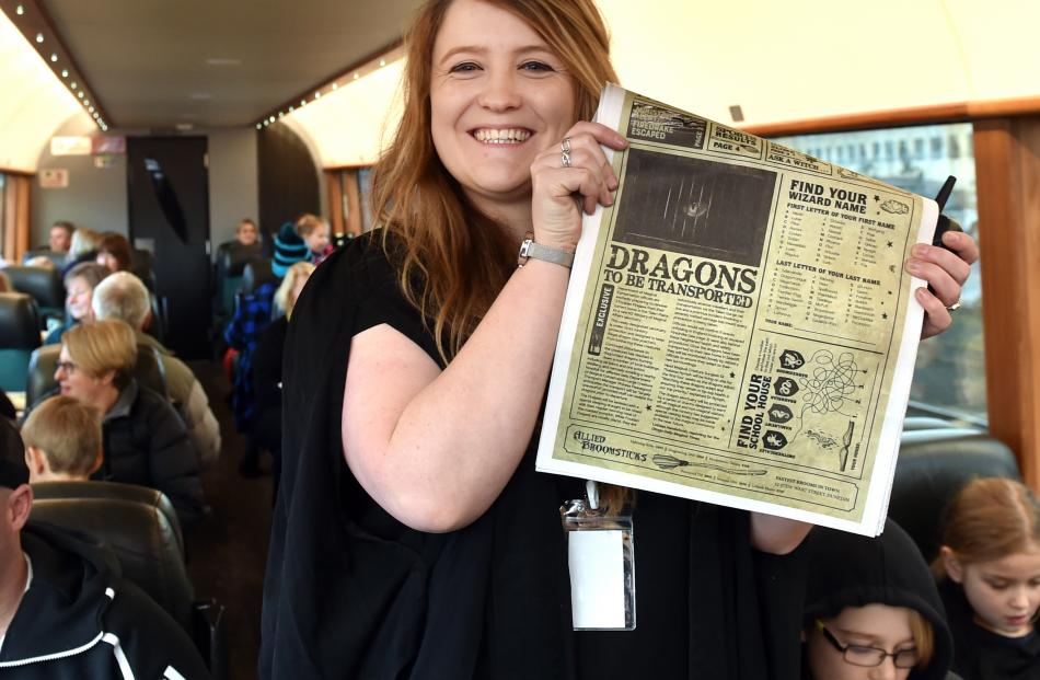 Magical journey with dragons | Otago Daily Times Online News