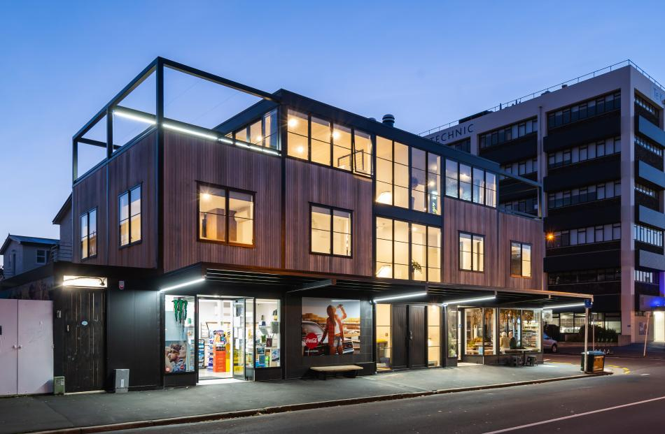 Dunedin design ''Campus Wonderful 