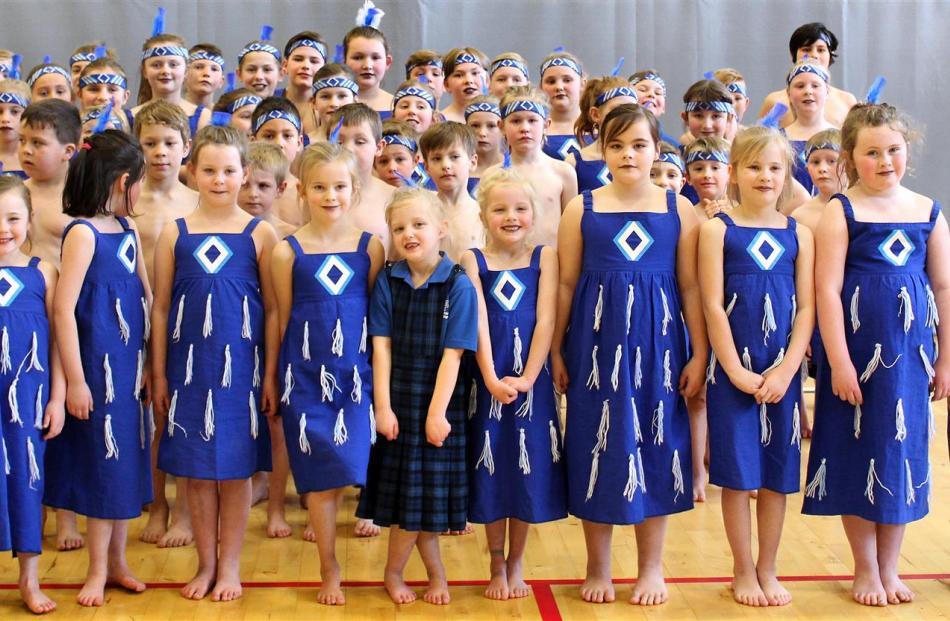 Wyndham Primary School pupils