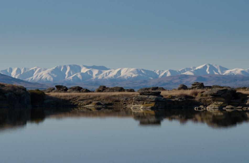 Sutton salt lake serenity.