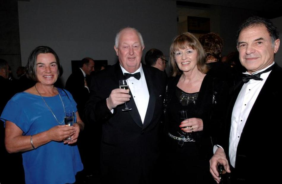 Beverley and Julian Smith  and Lyn and Malcolm Farry.