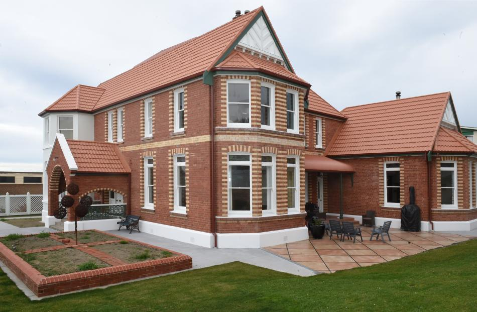 The restoration of this Dunedin home took more than a year. Owners Gillian Alexander and Eunan...