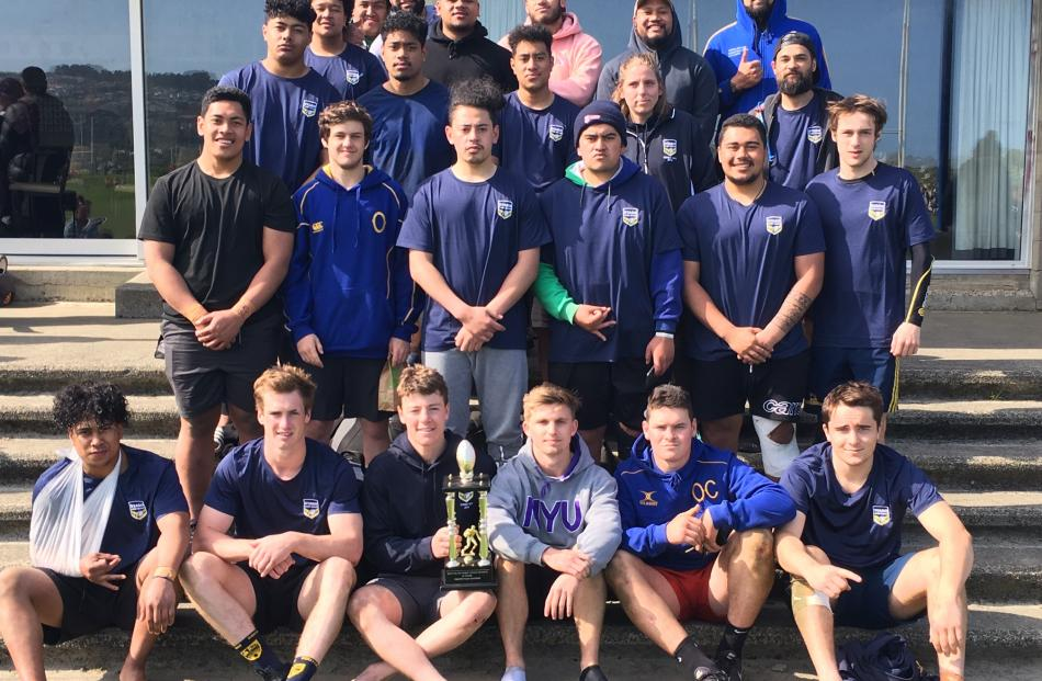 The champion Otago 19s team. Photo: Getty Images