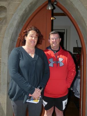 Deb and Dan Batchelor, of Cromwell.